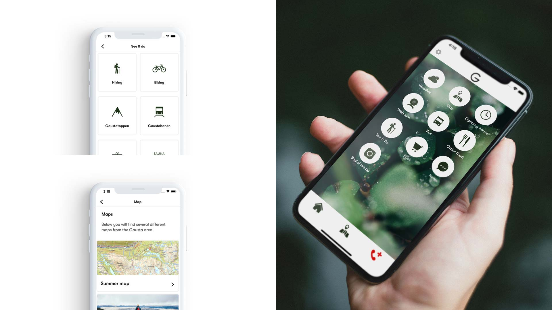 Gausta App