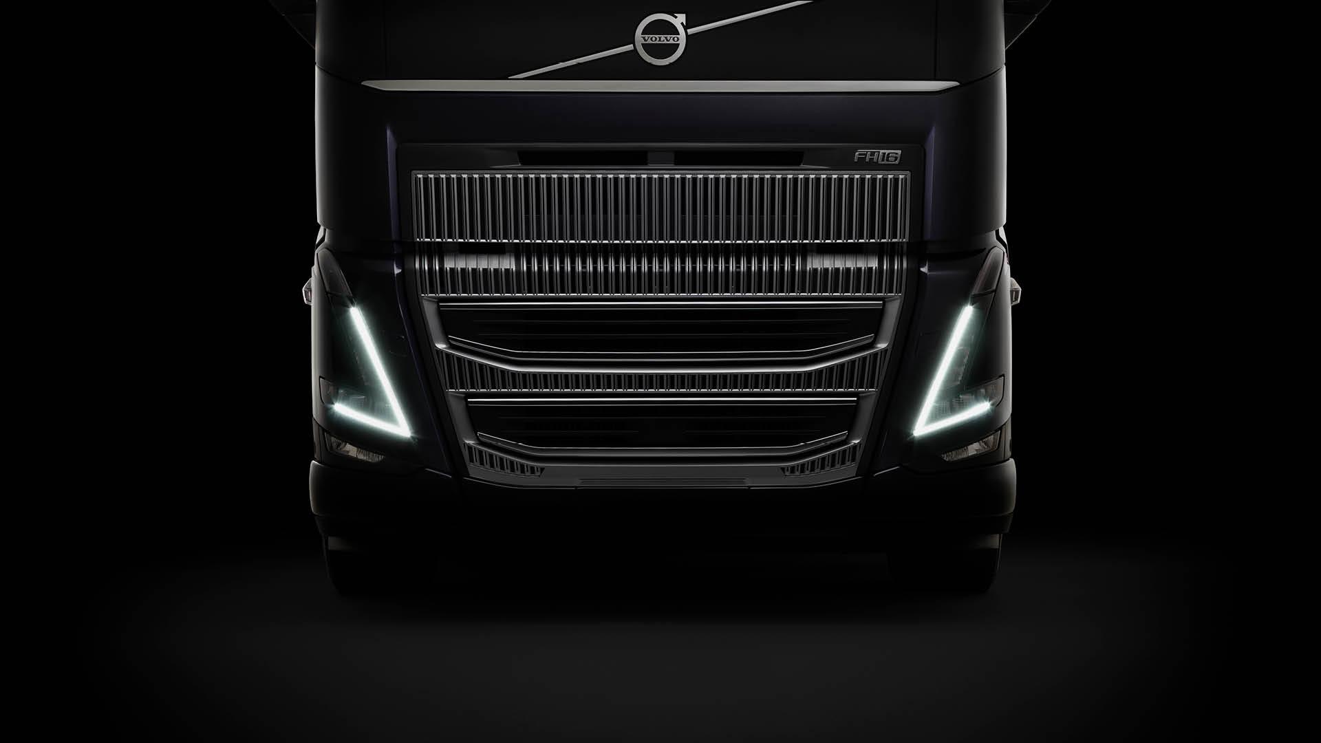 Volvo Trucks – Launch heavy trucks