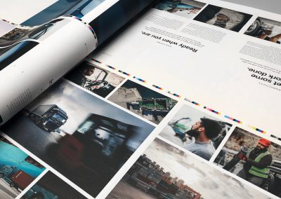 Volvo Trucks | Efficient visual strategy for a global organization