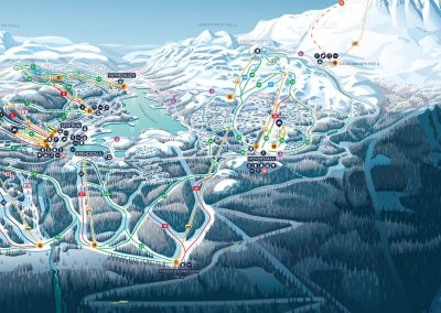 Gausta | A new interactive ski map for Gausta Skisenter