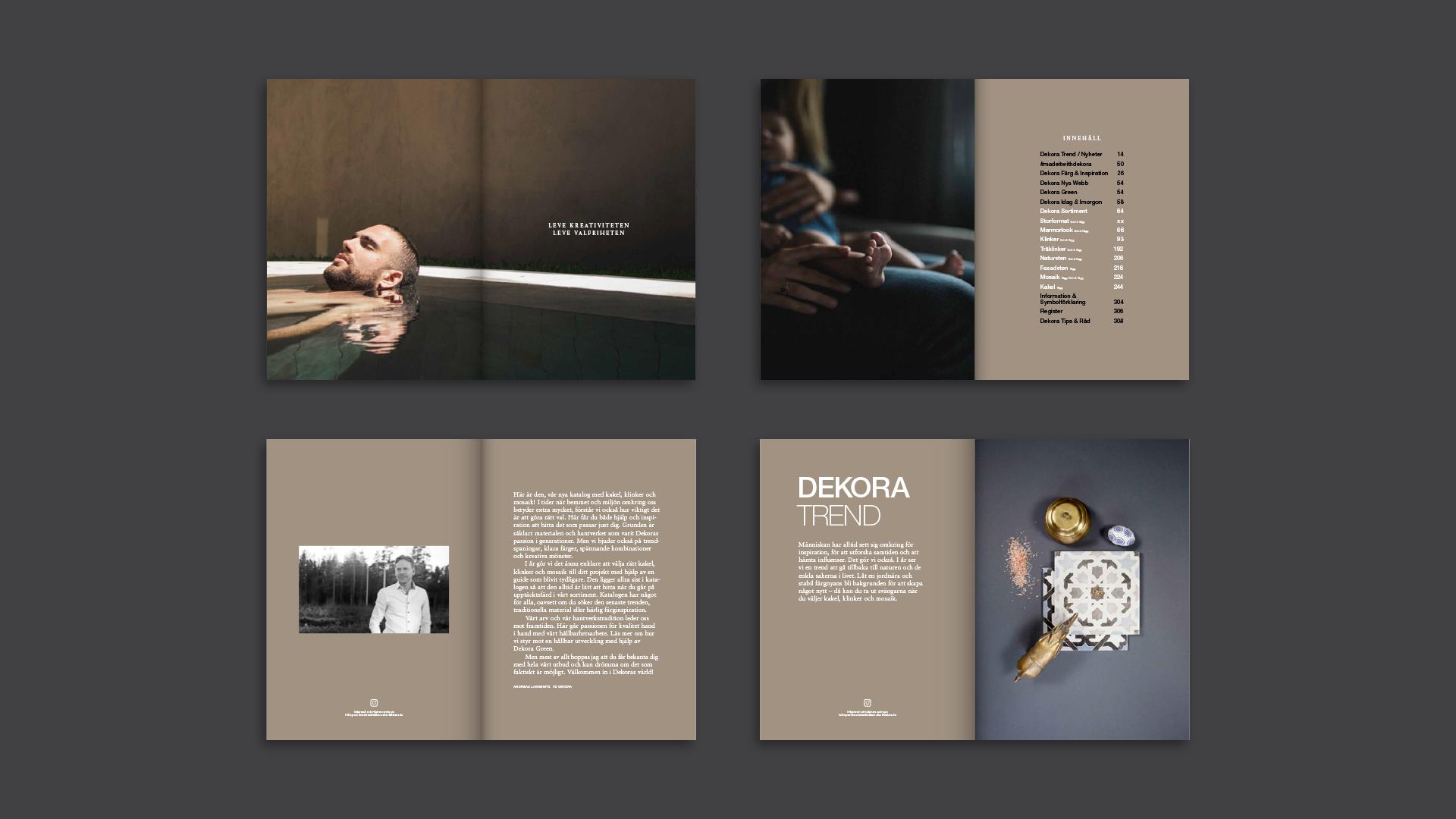 Dekora katalog 2021